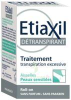 Etiaxil Aisselles Détranspirant Peau Sensibles Roll-on/15ml à Espaly-Saint-Marcel