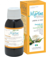 Lehning Myrtine Inhalante Solution D'inhalation 5 Huiles Essentiels Bio Fl/90ml à Espaly-Saint-Marcel