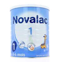 Novalac 1 Lait En Poudre 1er âge B/800g à Espaly-Saint-Marcel