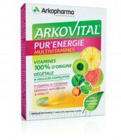 Arkovital Pur'Energie Multivitamines Comprimés dès 6 ans B/30 à Espaly-Saint-Marcel