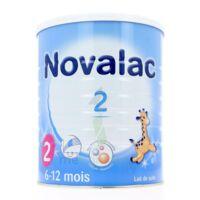 Novalac 2 Lait En Poudre 2ème âge B/800g* à Espaly-Saint-Marcel
