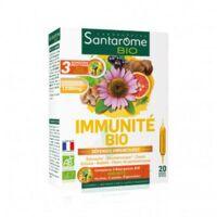 Santarome Bio Immunité Solution buvable 20 Ampoules/10ml à Espaly-Saint-Marcel