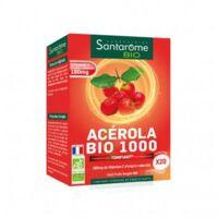 Santarome Bio Acérola 1000 Comprimés à croquer 2T/10 à Espaly-Saint-Marcel