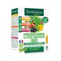Santarome Bio Programme Ultra Minceur Solution Buvable 30 Ampoules/10ml à Espaly-Saint-Marcel