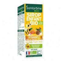 Santarome Bio Sirop Fortifiant Enfant Fl/150ml à Espaly-Saint-Marcel