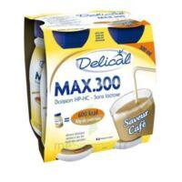 DELICAL MAX 300 SANS LACTOSE, 300 ml x 4 à Espaly-Saint-Marcel