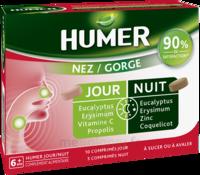 Humer Nez/gorge Jour&nuit 15 Comprimés à Espaly-Saint-Marcel