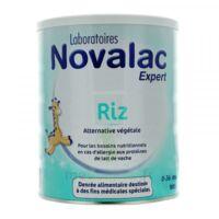 Novalac Expert Riz Lait En Poudre 0-36mois B/800g à Espaly-Saint-Marcel