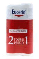 Lip Activ Soin Actif Levres Eucerin 4,8g X2 à Espaly-Saint-Marcel