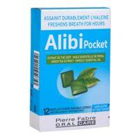 Pierre Fabre Oral Care Alibi Pocket 12 Pastilles à Espaly-Saint-Marcel