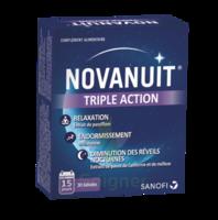 NOVANUIT Triple action Gélules B/30 à Espaly-Saint-Marcel