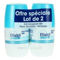 Etiaxil Deo 48h Roll-on Lot 2 à Espaly-Saint-Marcel