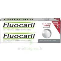 Fluocaril Bi-Fluoré 145 mg Pâte dentifrice blancheur 2*75ml à Espaly-Saint-Marcel