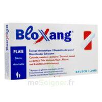 BLOXANG Eponge de gélatine stérile hémostatique B/5 à Espaly-Saint-Marcel