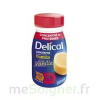 Delical Boisson Hp Hc Concentree Nutriment Vanille 4bouteilles/200ml à Espaly-Saint-Marcel