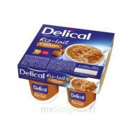 DELICAL RIZ AU LAIT Nutriment caramel pointe de sel 4Pots/200g à Espaly-Saint-Marcel