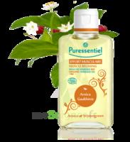Puressentiel Articulations & Muscles Huile de massage BIO** Effort Musculaire - Arnica - Gaulthérie - 100 ml à Espaly-Saint-Marcel