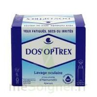 DOS'OPTREX S lav ocul 15Doses/10ml à Espaly-Saint-Marcel