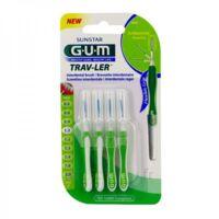 Gum Trav - Ler, 1,1 Mm, Manche Vert , Blister 4 à Espaly-Saint-Marcel