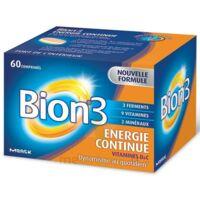 Bion 3 Energie Continue Comprimés B/60 à Espaly-Saint-Marcel