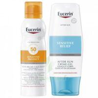Eucerin Sun Sensitive Protect SPF50 Coffret brume à Espaly-Saint-Marcel