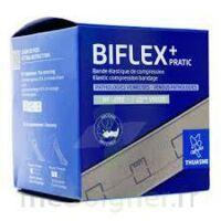 Biflex 16 Pratic Bande contention légère chair 8cmx4m à Espaly-Saint-Marcel