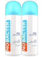 Nobacter Gel de rasage peau sensible 2*150ml à Espaly-Saint-Marcel