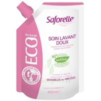 Saforelle Solution Soin Lavant Doux Eco-recharge/400ml à Espaly-Saint-Marcel