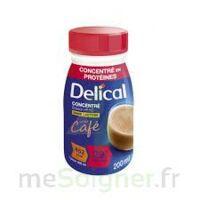 DELICAL BOISSON HP HC CONCENTREE Nutriment café 4Bouteilles/200ml à Espaly-Saint-Marcel