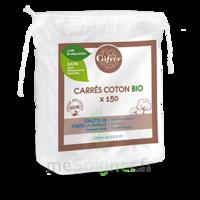 Gifrer Carré coton bio Sachet/150 à Espaly-Saint-Marcel