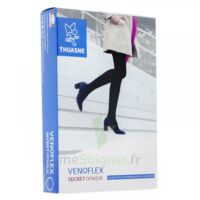 VENOFLEX SECRET 2 Chaussette opaque noir T2N à Espaly-Saint-Marcel