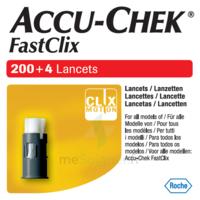 Accu-chek Fastclix Lancettes B/204 à Espaly-Saint-Marcel