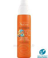 Acheter Avène Eau Thermale SOLAIRE Spray enfant 50+ 200ml à Espaly-Saint-Marcel