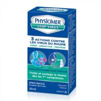 Physiomer Stop Virus Spray Buccal Fl/20ml à Espaly-Saint-Marcel