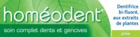 Boiron Homéodent Soin Complet Dents Et Gencives Pâte Dentifrice Anis 2t/75ml à Espaly-Saint-Marcel