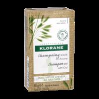 Klorane Capillaire Shampooing Solide Avoine B/80g à Espaly-Saint-Marcel