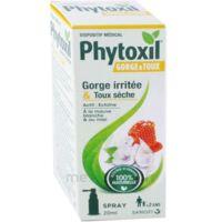 Phytoxil Gorge Et Toux Spray Fl/20ml à Espaly-Saint-Marcel