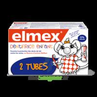 Elmex Duo Dentifrice Enfant, Tube 50 Ml X 2 à Espaly-Saint-Marcel