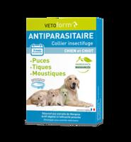 Vetoform Collier Antiparasitaire Preventif Pour Chien Et Chiot à Espaly-Saint-Marcel