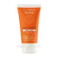 Acheter Avène Solaire Crème SPF20 50ml à Espaly-Saint-Marcel