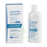 Ducray Squanorm Shampooing Pellicule Grasse 200ml à Espaly-Saint-Marcel