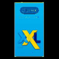 Durex Comfort Xxl Préservatif Lubrifié B/10 à Espaly-Saint-Marcel
